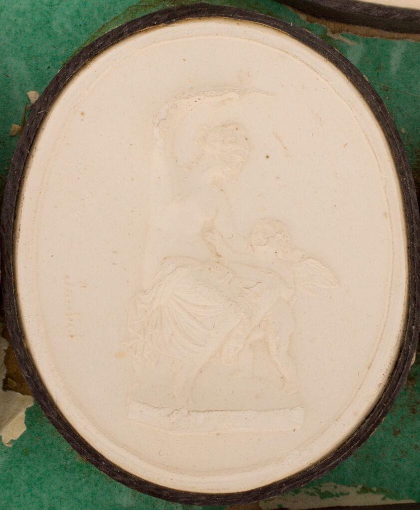 Venus Teasing Cupid, After Trentanove