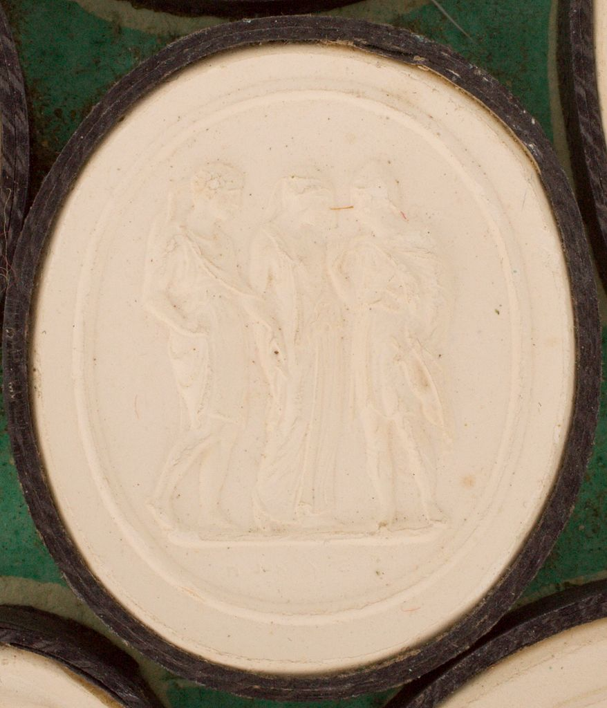 Hermes, Eurydice, And Orpheus, After Antiquity