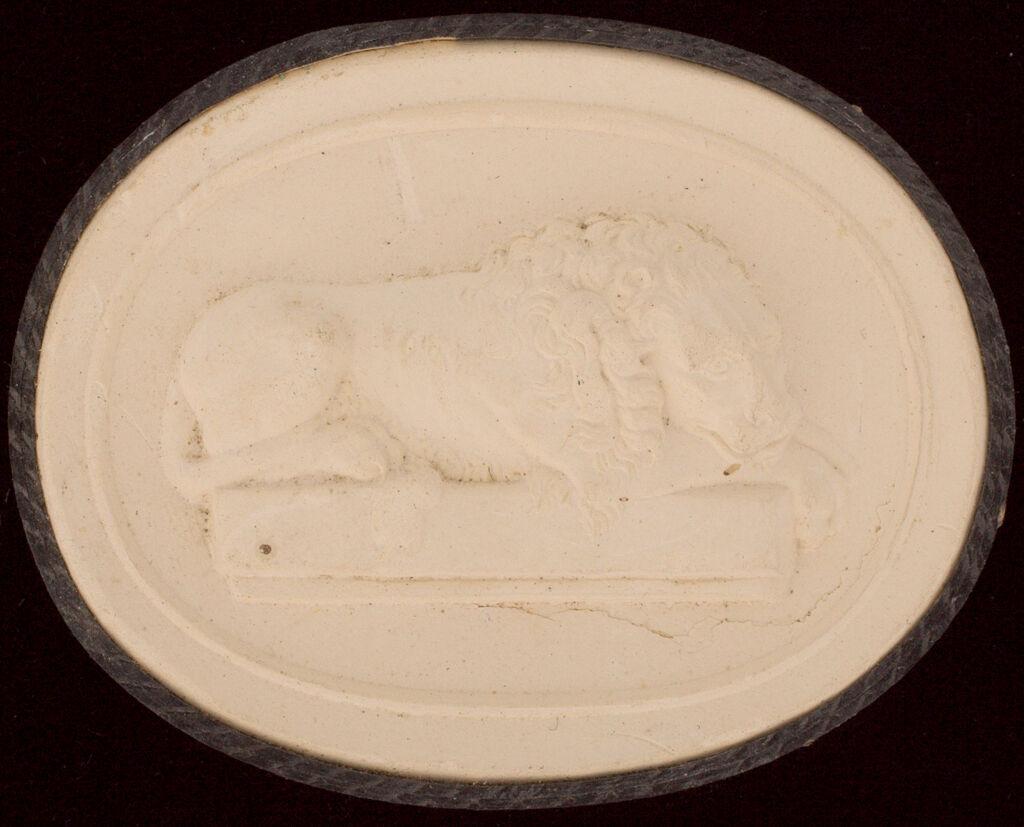 Lion, After Canova