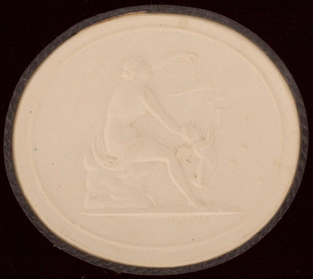 Venus Teasing Cupid, After Thorwaldsen?