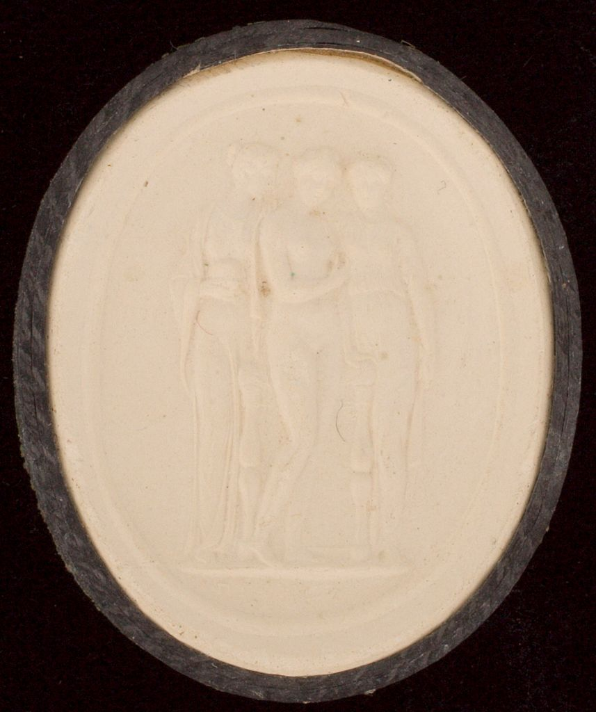 The Three Graces, After An Etruscan Vase