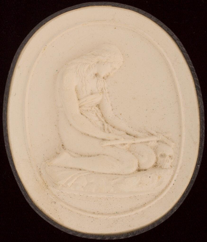 The Penitent Magdalene, After Canova