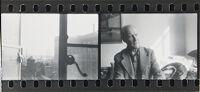 [New York: View From Window; Lyonel Feininger]