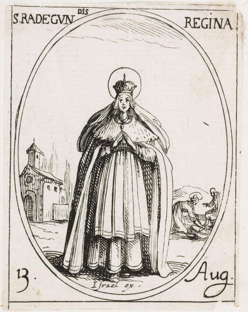Saint Radegunda
