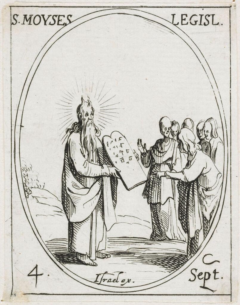 Saint Moses