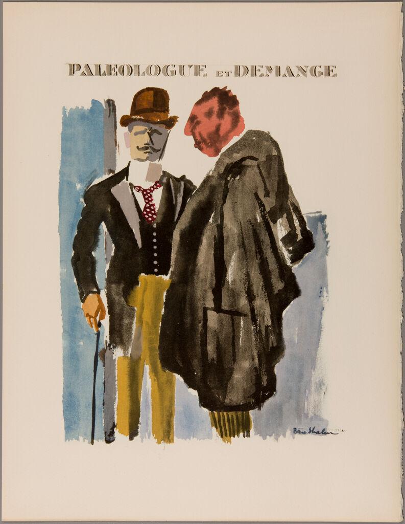Paleologue Et Demange