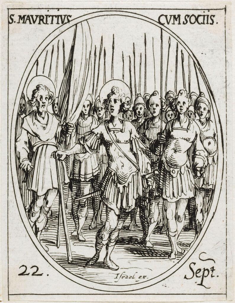 Saint Maurice And His Companions