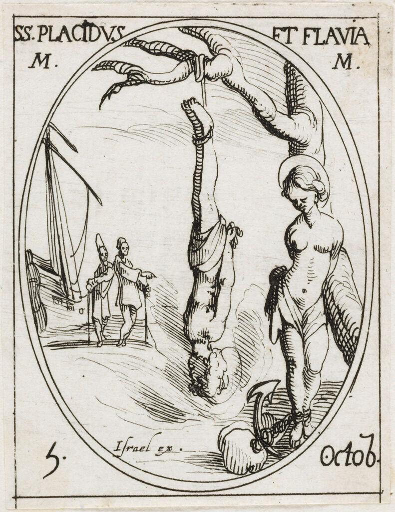 Saints Placidus And Flavia