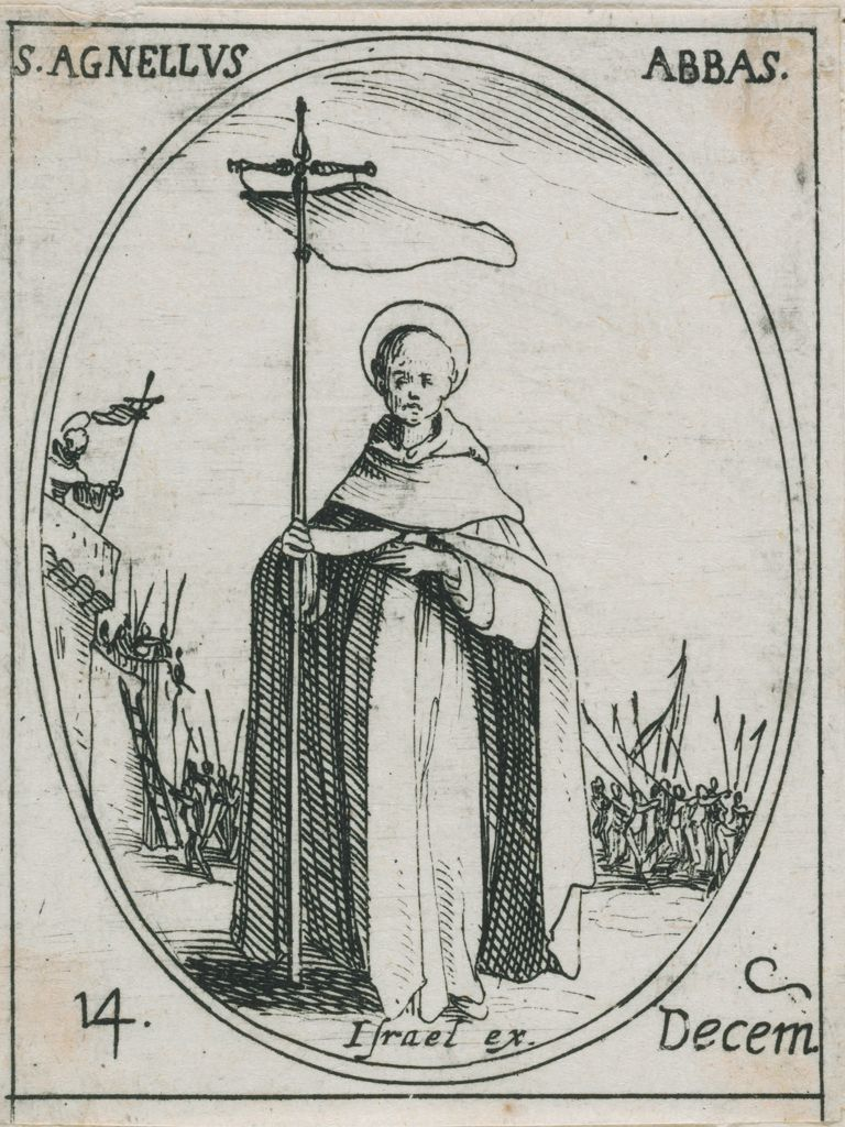 Saint Agnellus