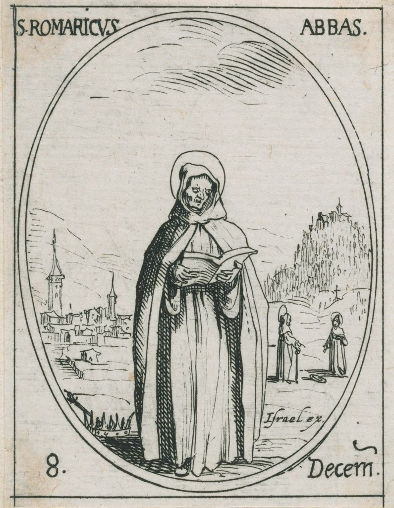 Saint Romaricus