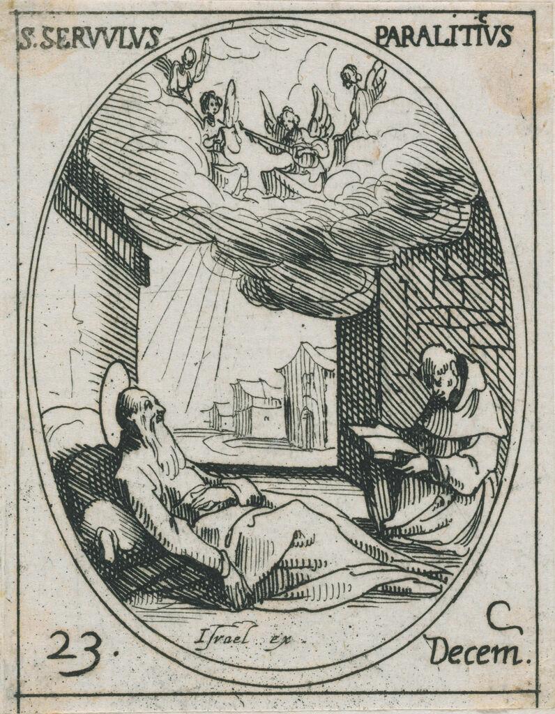 Saint Servulus