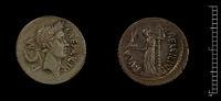 Denarius Of L. Aemilius Buca, Rome