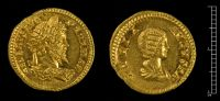 Aureus Of Septimius Severus, Rome