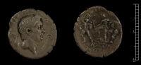 Denarius Of Sextus Pompey, Sicily