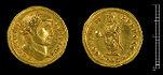 Aureus of Diocletian, Antioch