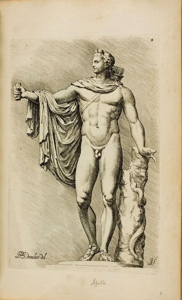 Plate 4: Apollo Belvedere