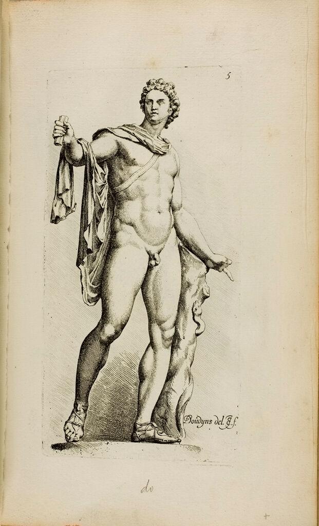 Plate 5: Apollo Belevedere