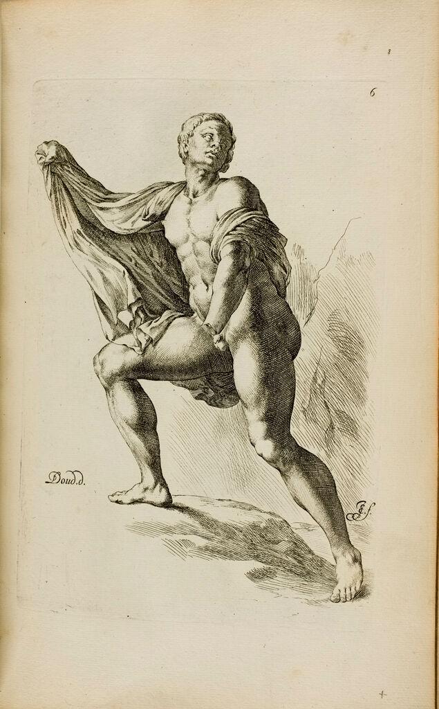 Plate 6: Fleeing Son Of Niobe