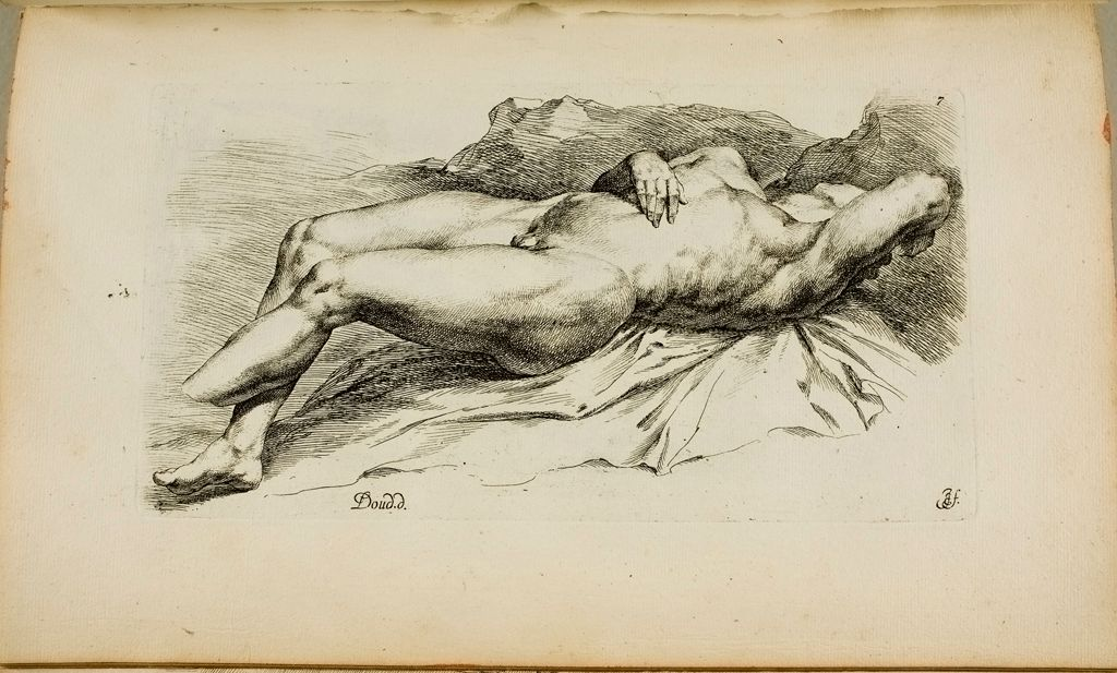 Plate 7: Dying Son Of Niobe