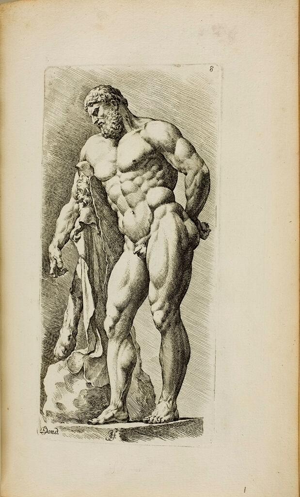 Plate 8: So-Called Farnese Hercules