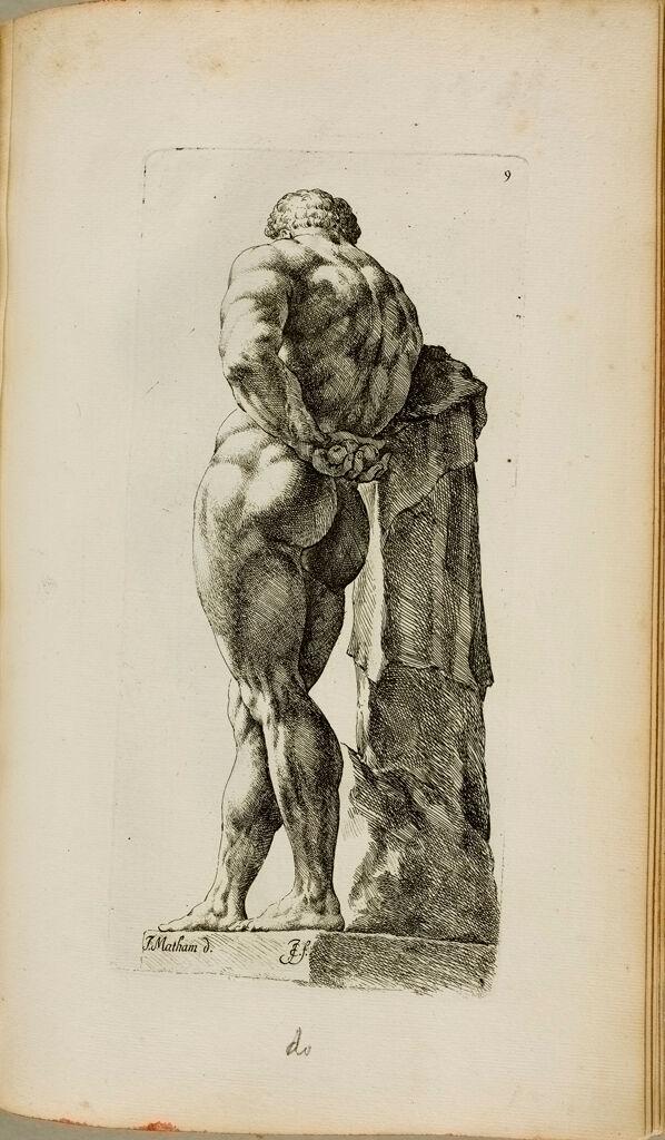 Plate 9: So-Called Farnese Hercules