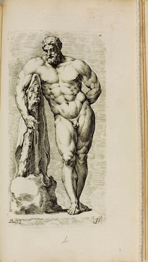 Plate 11: So-Called Farnese Hercules