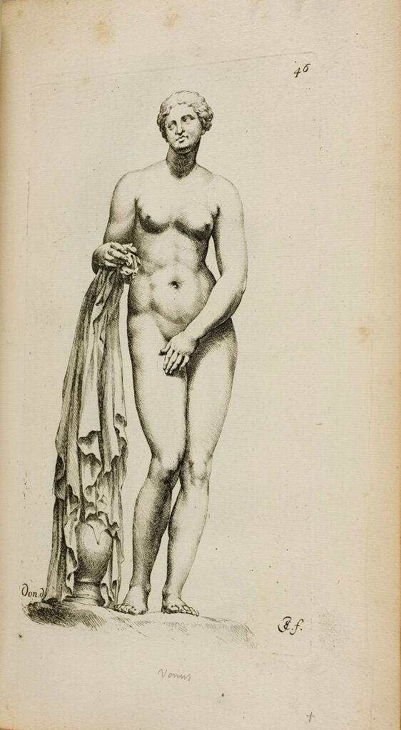 Plate 46: The Cnidian Aphrodite
