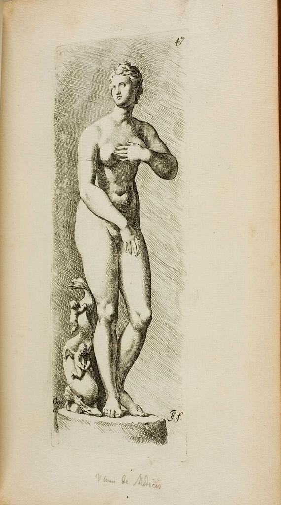 Plate 47: Aphrodite, Known As The Venus De' Medici