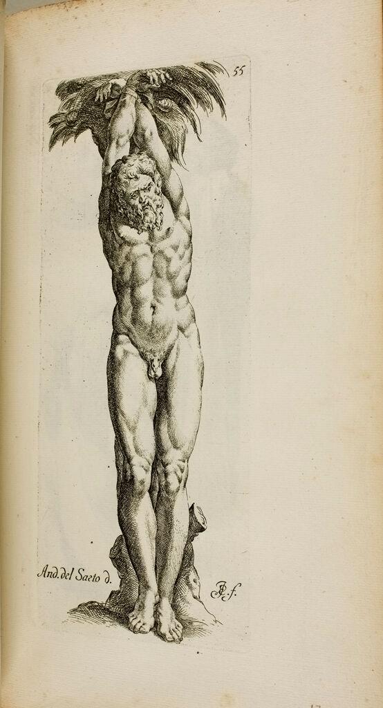 Plate 55: Marsyas
