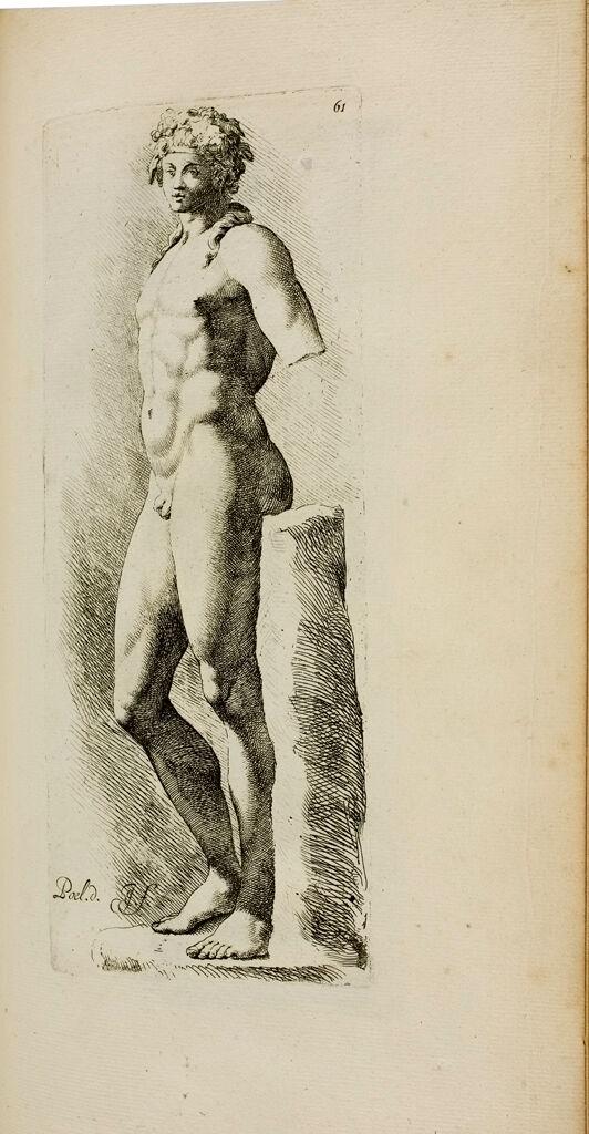 Plate 61: Dionysus
