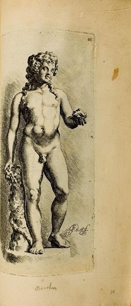 Plate 66: Infant Dionysus
