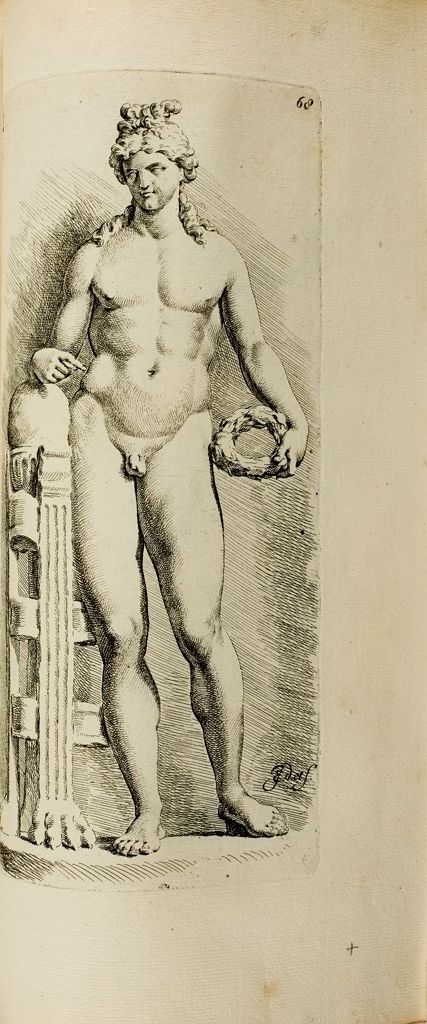 Plate 68: Apollo With The Omphalos