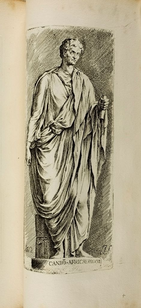 Plate 73: Togatus, Caninius