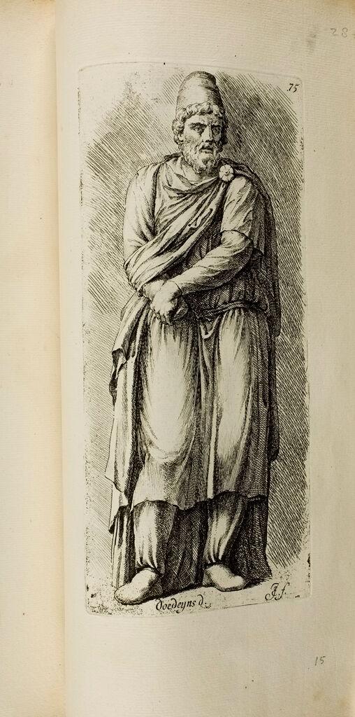 Plate 75: Captive Barbarian