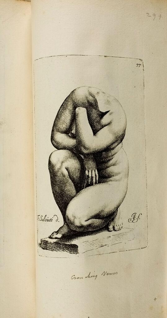 Plate 77: Crouching Aphrodite