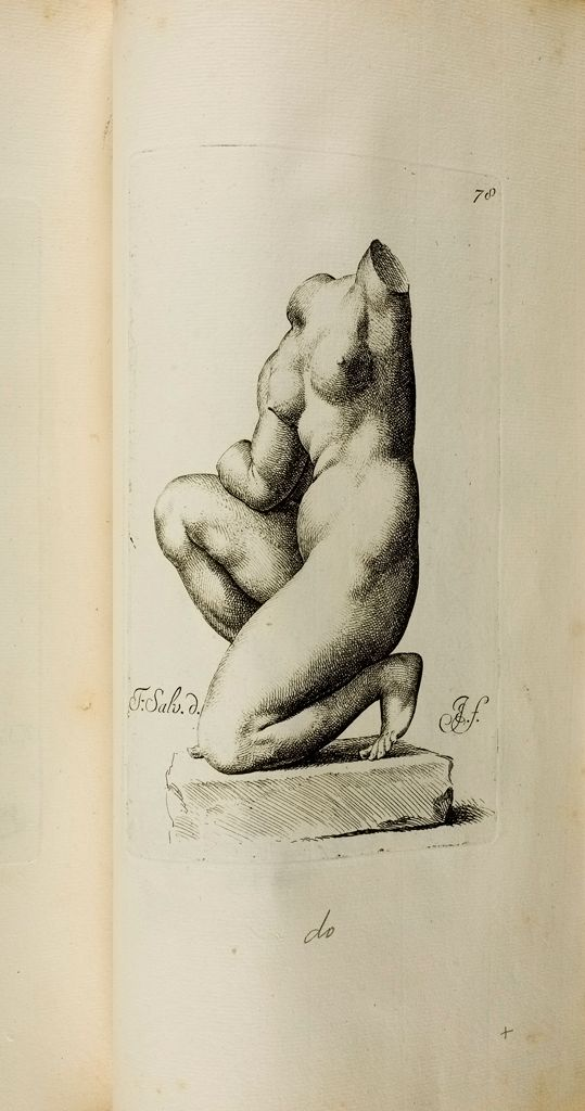 Plate 78: Crouching Aphrodite Or Artemis