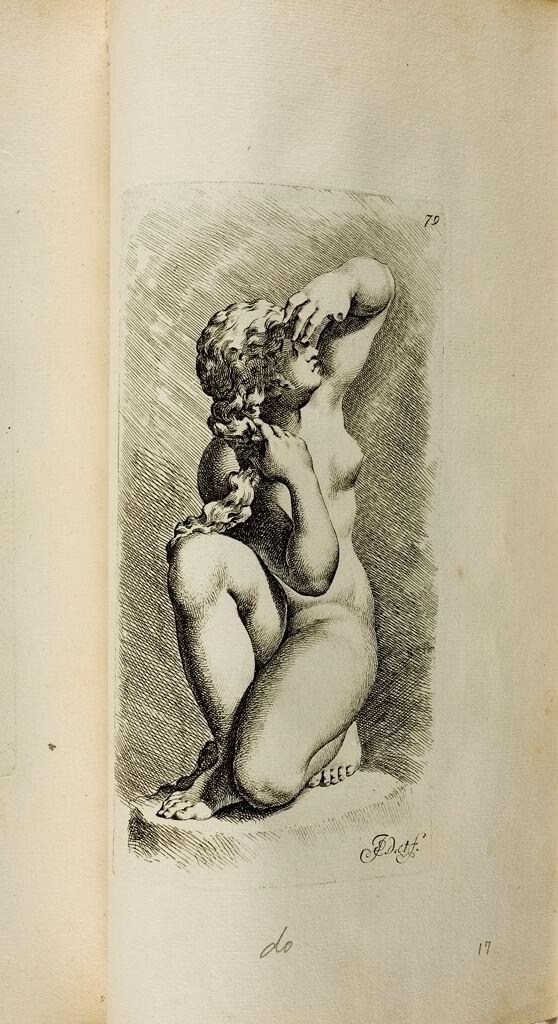 Plate 79: Crouching Aphrodite(?)