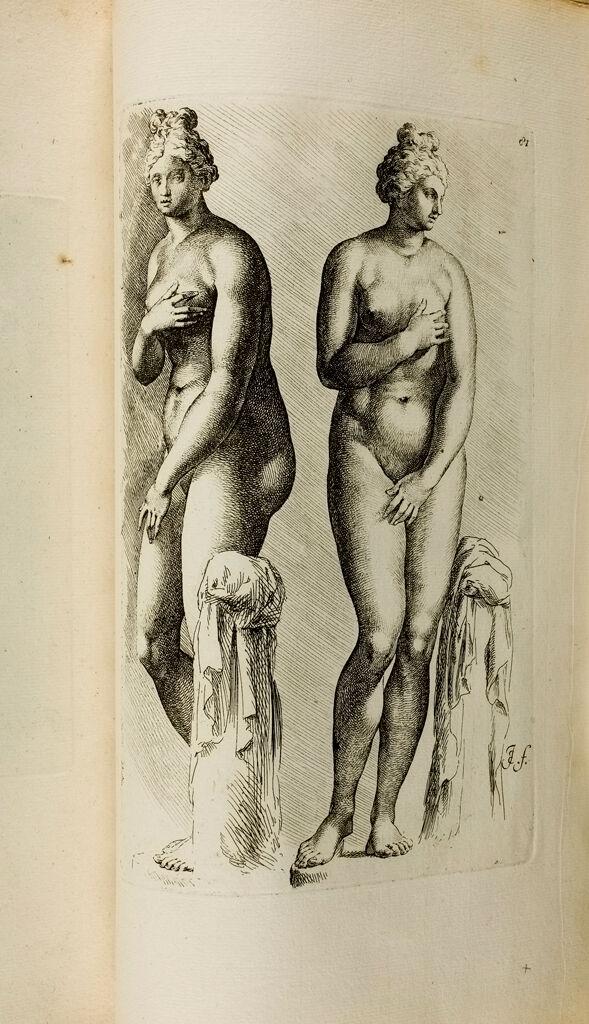 Plate 81: Aphrodite (Two Views)