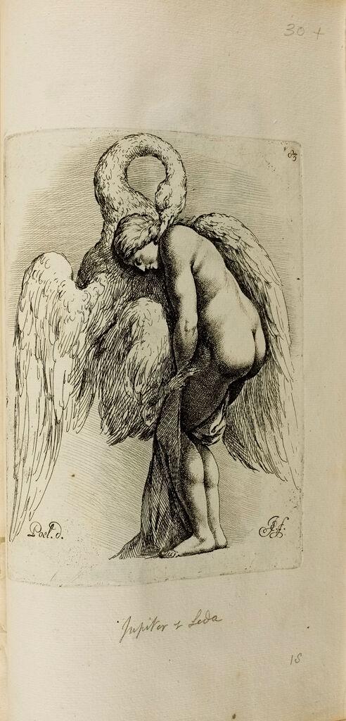 Plate 83: Leda And The Swan