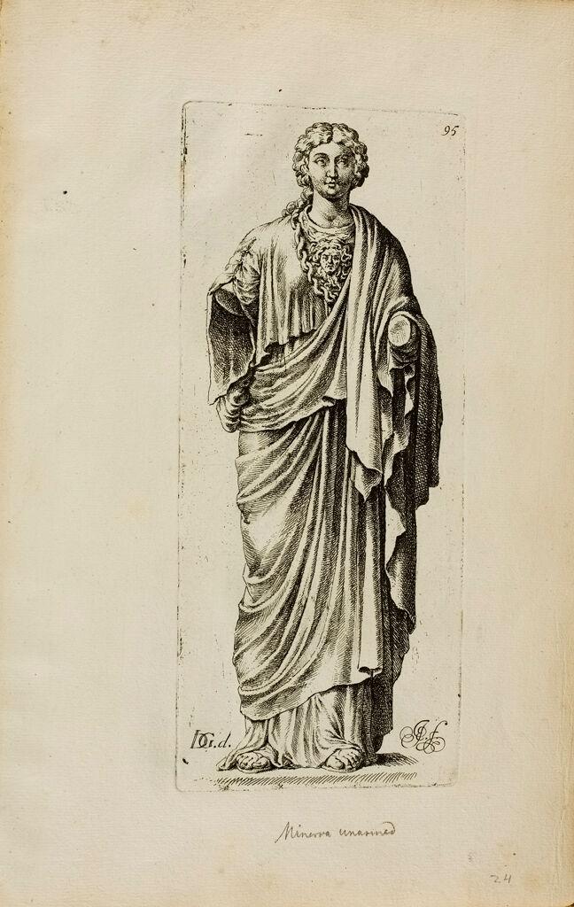 Plate 95: Athene - Minerva