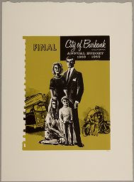 Final: City Of Burbank, California, Annual Budget 1968-69