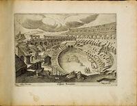 The Colosseum (Coliseum Romanum)