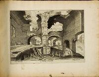 The Baths Of Caracalla (Thermae Caracallae)