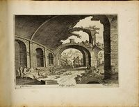 Interior Of The Colosseum (Colisei Prospectus)