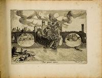 Bridge Over The Tiber (Pons Quatuor Capitum)
