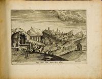 The House Of Loreto (Loreti Opidi, Divae Mariae Sacri, Effigies)