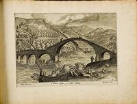 A Tuscan Bridge (Pontis Effigies. In Tuscia Uspiam)