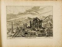 The Temple Of Fortune, Palestrina (Templum Fortunae, Praenestae)