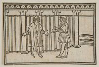 Illustration From Adelphi, The Brothers