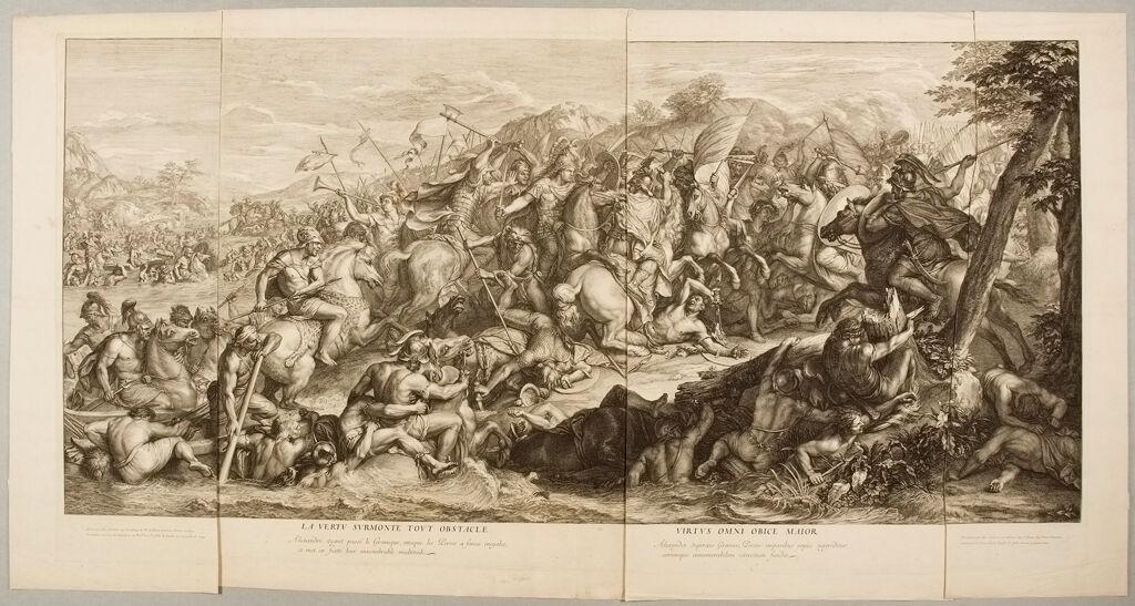 Passage Of The Granicus